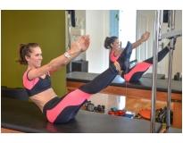 treinamento muscular em Moema