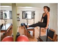 treinamentos musculares no Pari